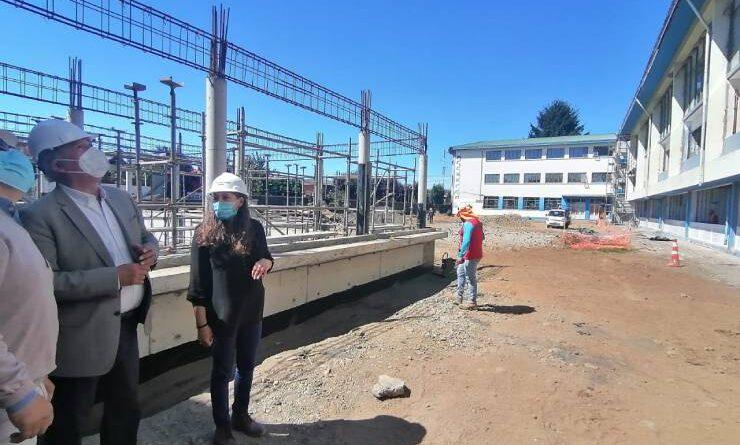 Inspección Liceo Carmela Carvajal de Prat