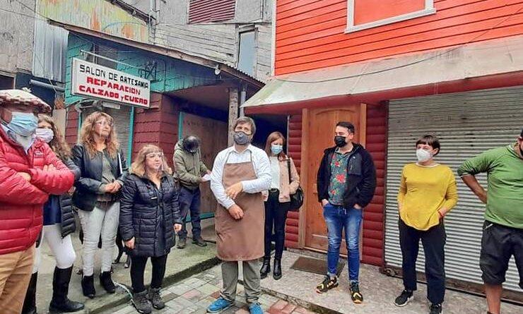Bienes Nacionales: Pueblito Melipulli cambia de cara gracias a proyecto de recuperación.