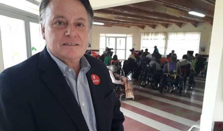Edgardo Fuenzalida R. Gerente General Fundación Las Rosas
