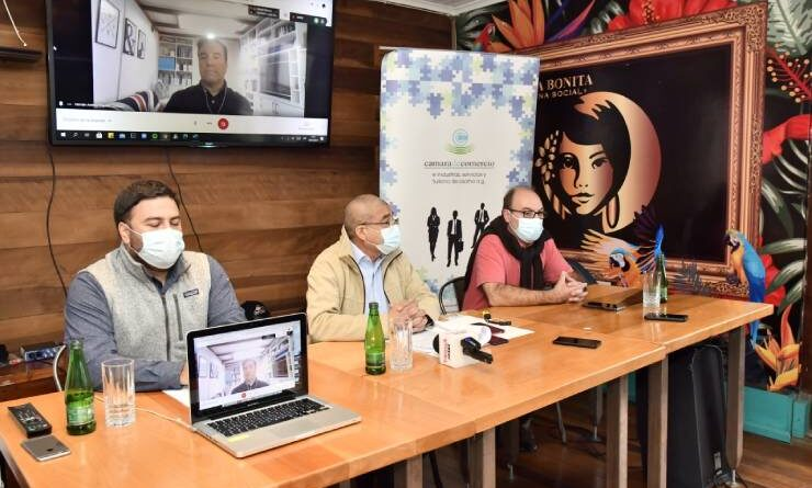 Agrupación de Emprendedores Unidos de Osorno presentaran propuestas económicas para reactivar el sector.