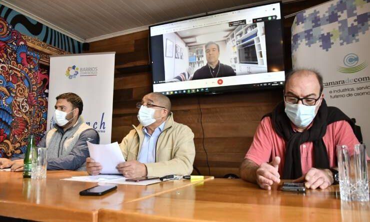 Agrupación de Emprendedores Unidos por Osorno critica duramente al Gobierno por nula ayuda al sector y acusan absoluta inacción de autoridades regiona