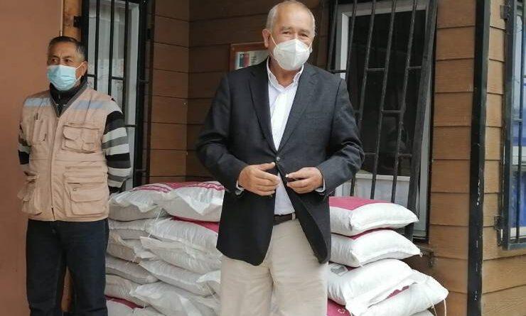 Concejo municipal de Osorno aprobó fuerte inversión en apoyo de la pequeña ganadería local.