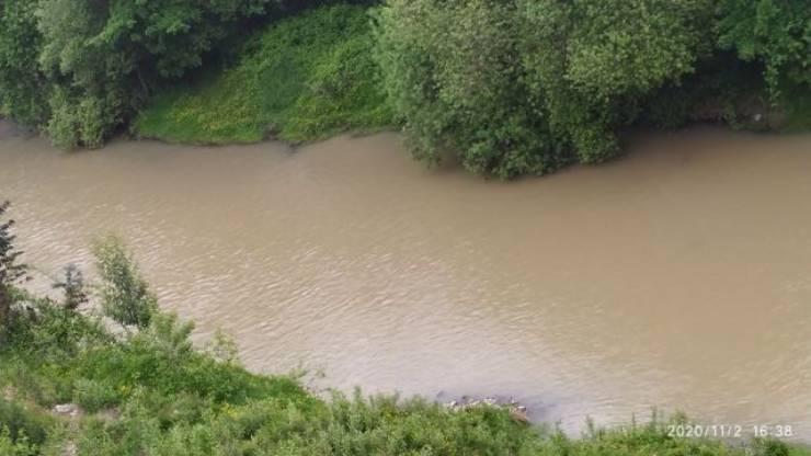 Contaminación Río Damas