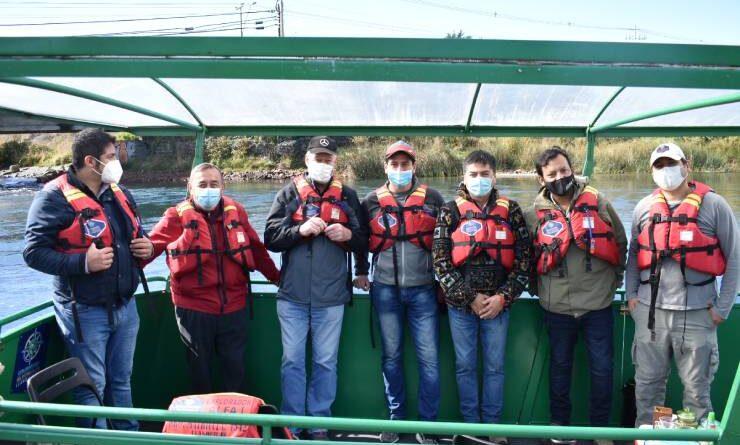 Contaminación Río Maullín