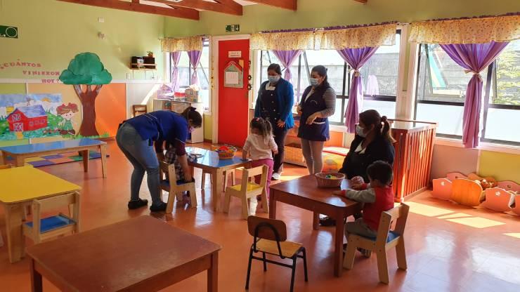 Jardín Infantil Pasitos mantiene abierto proceso de matrículas