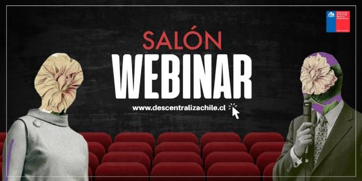 Lanzan espacio para albergar videos y seminarios sobre la descentralización de Chile