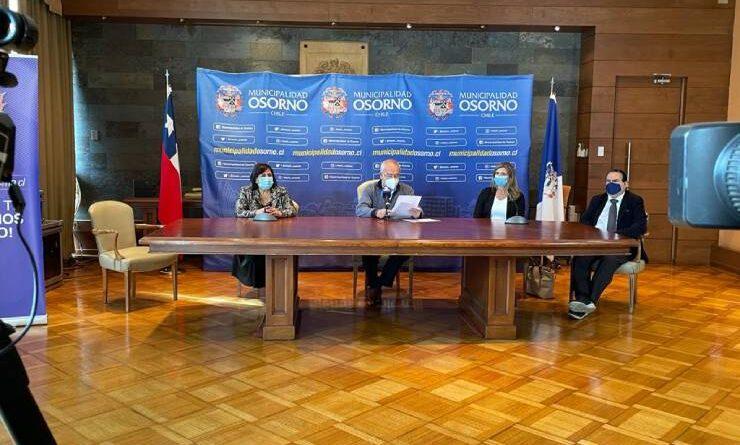 Municipio de Osorno repartirá 85 millones para financiar el Fondo de la Mujer 2021.