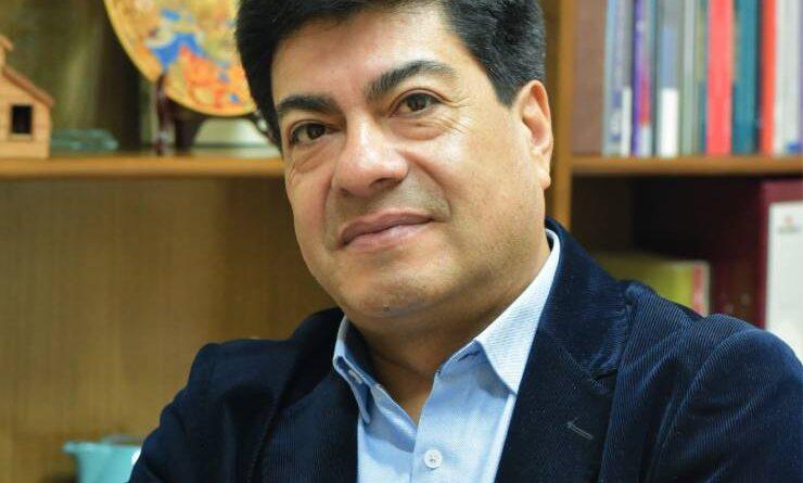 Óscar Garrido Álvarez, Rector Universidad de Los Lagos.