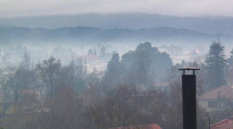 Preemergencia Ambiental para este domingo 6 de junio en Osorno.