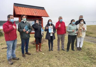 En Hualaihué culmina proyecto de adaptación al Cambio Climático.
