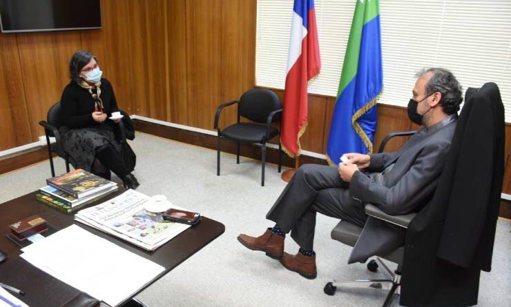 Gobernador Vallespín apuesta por una gestión de transparencia y probidad desde el GoRel de Los Lagos