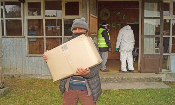 35 millones de pesos para ayuda social dispuso el municipio de Puyehue.