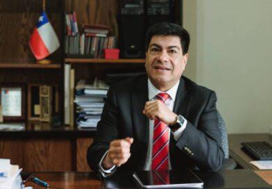 Óscar Garrido Álvarez, Rector Universidad de Los Lagos