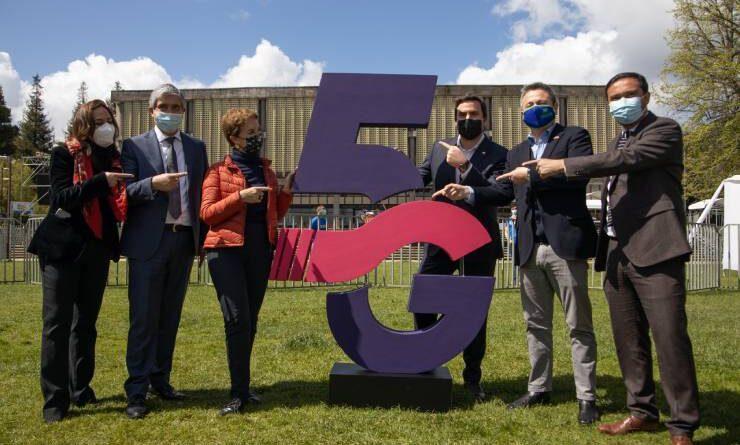 Inauguran primer Campus 5G del sur del país.